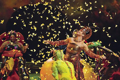 Internacional | Cirque du Soleilse declaró en quiebra y despedirá a 3.840 empleados | Noticias Chile