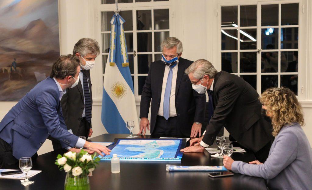 Noticias Chile | Argentina publica nuevo mapa adueñándose del territorio chileno en la Antártica | INFORMADORCHILE