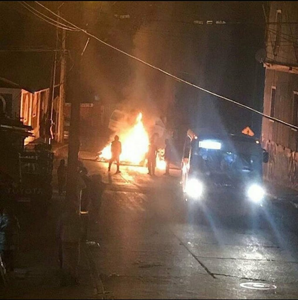 Noticias Chile | Vuelven los disturbios y las protestas a distintos puntos de Chile ante llamado nacional de manifestaciones