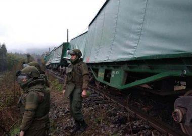 """Noticias Chile   """"Terror en la Araucanía"""": descarrilan tren y disparan al conductor con armamento de guerra   Informadorchile"""