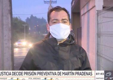 """Noticias Chile   Habló hijo del periodista despedido de canal 13: """"En redes sociales la gente está podrida y llena de odio """"   INFORMADORCHILE"""