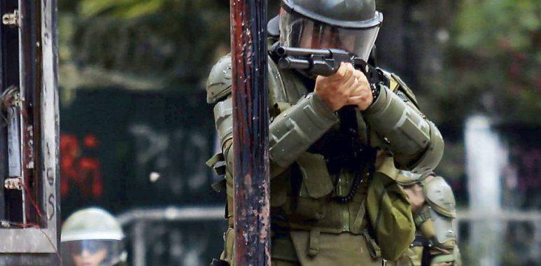 Noticias Chile | Publican protocolo para usar escopetas por parte de Carabineros en manifestaciones y disturbios