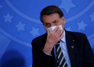 Noticias Chile | Jair Bolsonaro da positivo a Covid-19