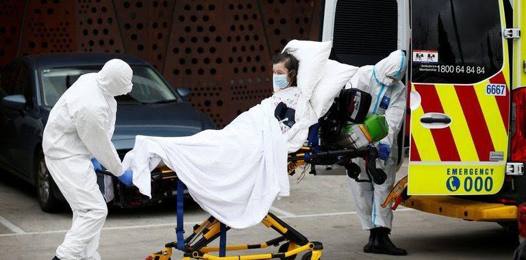 Noticias Chile | Australia enfrenta segunda ola de contagios de Covid-19 y se derrumba el castillo de naipes | Informadorchile