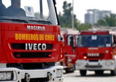 Noticias Chile | Sexta Cia. de Bomberos de San Bernardo cierra sus puertas para siempre por ola de robos | INFORMADORCHILE