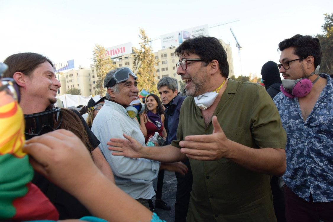 Noticias Chile | Daniel Jadue buscaría llegar a la Moneda de la mano del partido comunista | INFORMADORCHILE