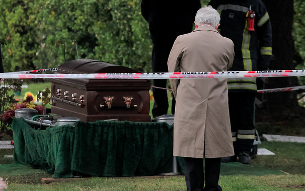 Noticias Chile | Ministro Paris despidió a su querido padre Bombero insigne