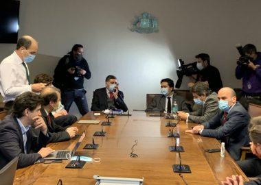 Noticias Chile | Presidente Piñera ordena reunión de emergencia para evitar que se apruebe el retiro del 10% de la AFP