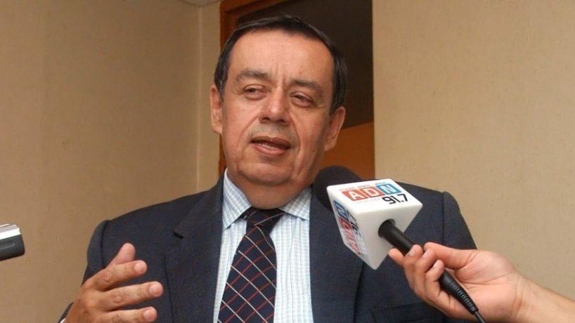Noticias Chile | Ex alcalde Hernán Pinto se encuentra en ventilación mecanica por una pulmonía severa