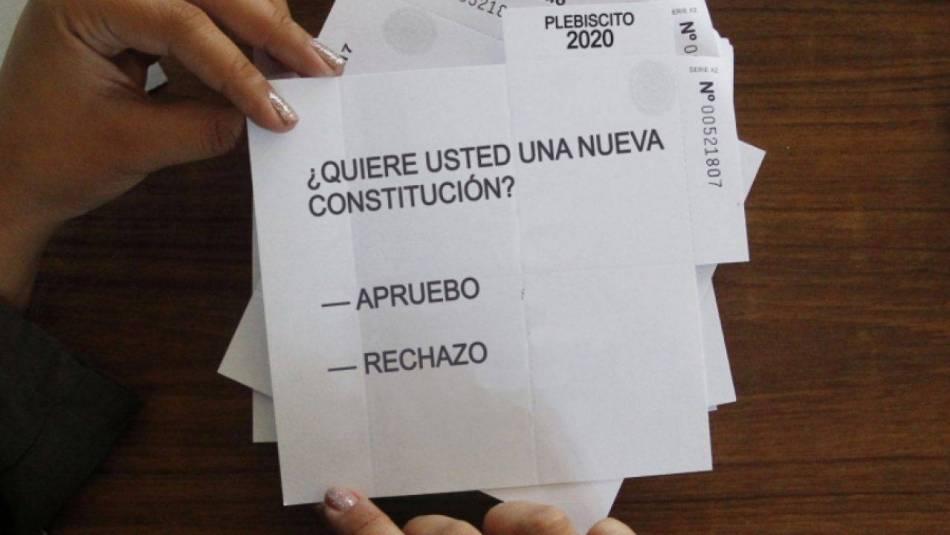 Noticias Chile | Servel anuncia que el plebiscito se realizara en un solo día | Informadorchile