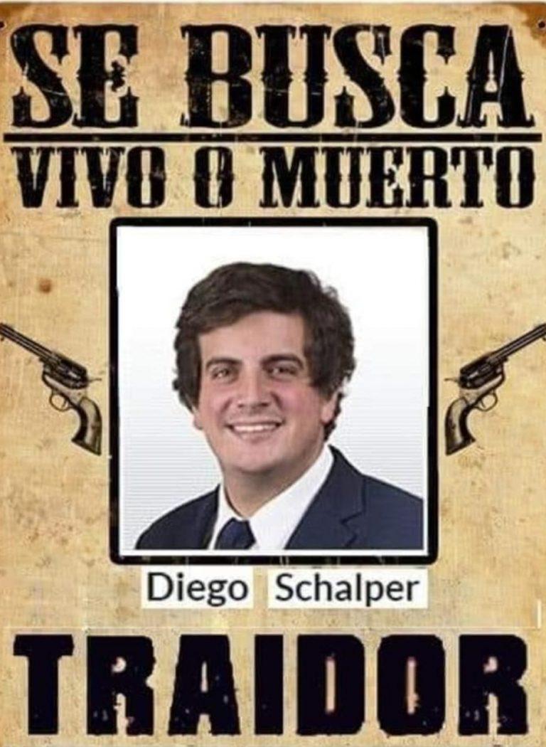 Noticias Chile   Tres personas fueron detenidas por amenazas de muerte contra el Diputado RN Diego Schalper   INFORMADORCHILE