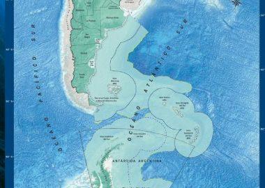 Noticias Chile   Argentina publica nuevo mapa adueñándose del territorio chileno en la Antártica