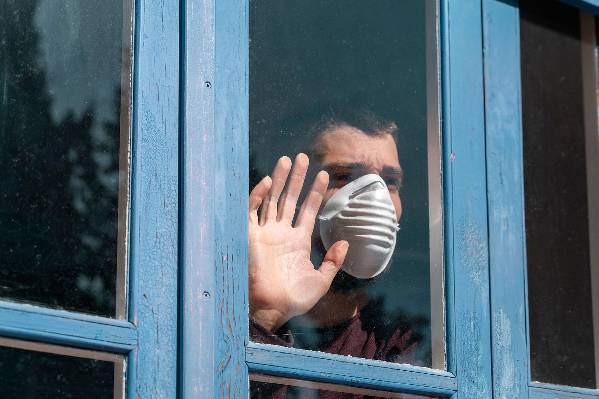 Noticias Chile | 40% de los chilenos con cuarentenas por la pandemia está con depresión