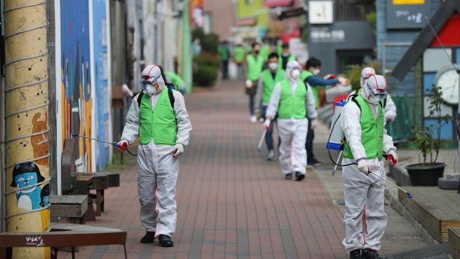 Noticias | Alertan que en Corea del Sur se propaga cepa seis veces más infecciosa que la de Wuhan
