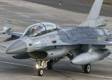 Noticias Chile | FACH muestra todo el poderío del armamento inerte del F16 | Informadorchile