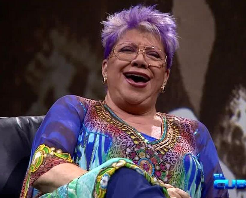 Noticias Chile | Patricia Maldonado maltrata a mascota durante programa en vivo | INFORMADORCHILE