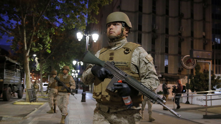 Noticias Chile   Alcalde de Santiago pide adelantar el toque de queda desde las 18 horas de lunes a viernes   INFORMADORCHILE