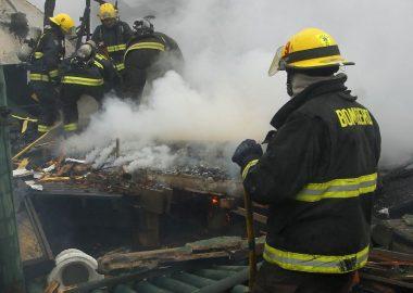 Noticias Chile | Inminente cierre de la 6° Cia. de Bomberos de San Bernardo por robos, 175 mil personas quedarían desprotegidas