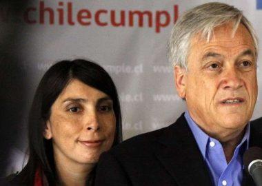 Noticias Chile   Karla Rubilar vuelve a insinuar que el presidente puede vetar el proyecto del retiro del 10%   INFORMADORCHILE  