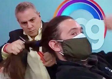 Noticias Chile | Mega saca de pantalla a José Miguel Viñuela | INFORMADORCHILE