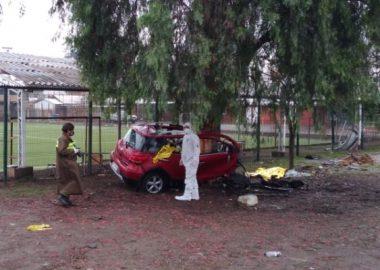 Noticias Chile   Grave accidente deja tres personas fallecidas en ruta Los Libertadores