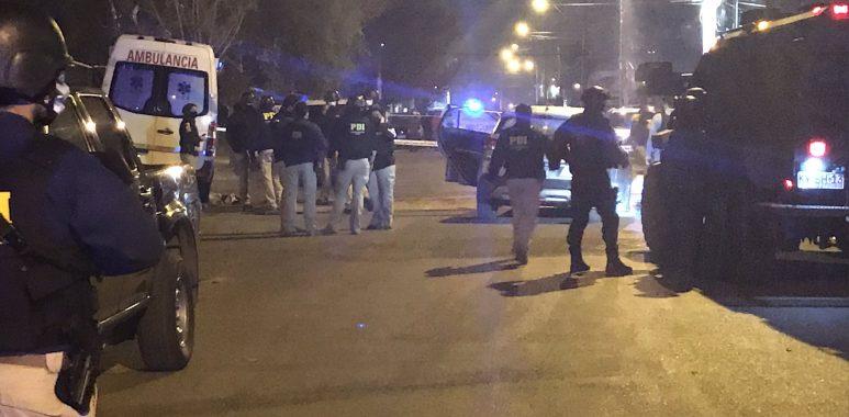 Noticias Chile | Balacera en La Florida deja de manera preliminar dos funcionarios de la PDI heridos a bala