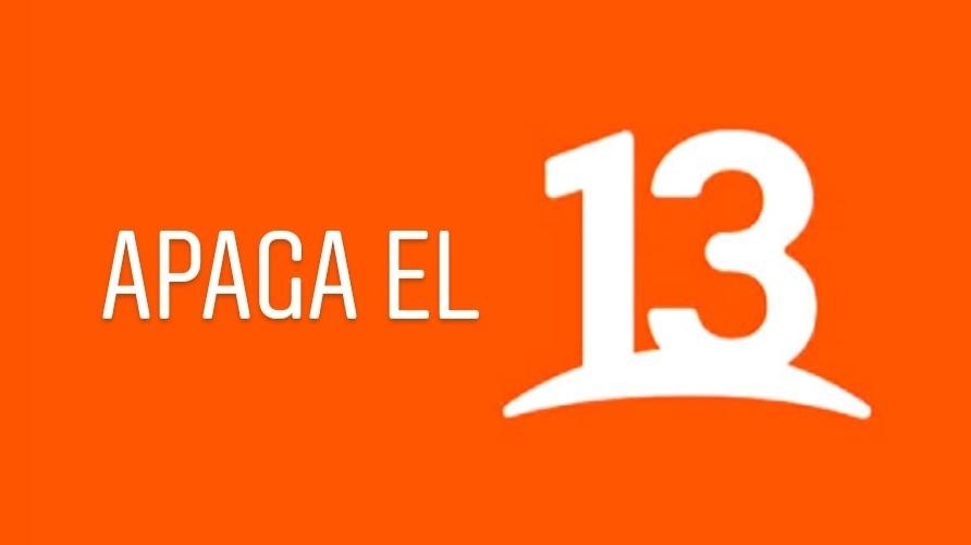 Canal 13 se gana el repudio de la gente por ingresar a la casa de Ámbar, sin autorización y hacer morbosa conferencia de prensa dirigida por Francisco Pulgar