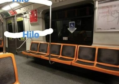 Noticias Chile   Colocaron trampa de hilo curado en el metro de Santiago con clara señal de dañar a las personas   INFORMADORCHILE