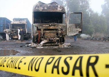 FAKE NEWS   Camioneros descartan un paro por ola de violencia en La Araucanía   INFORMADORCHILE