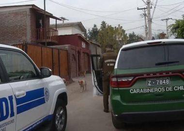 Noticias Chile | Hombre se parapetó en su domicilio con su ex y trato de matarla con un fusil | INFORMADORCHILE