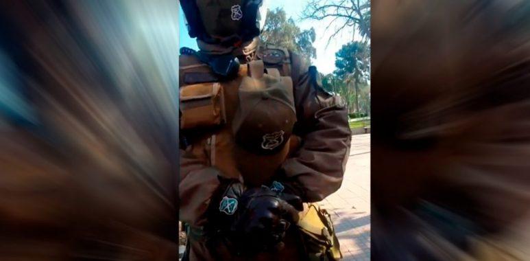 Noticias Chile | Carabinero amenazó con desaparecer a persona en control de identidad | Informadorchile