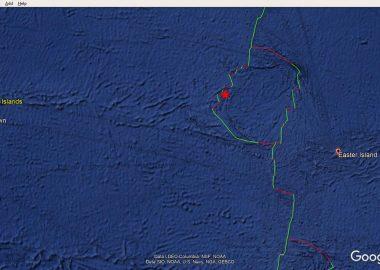 Noticias Chile | Sismo de magnitud 6.0 se registra al norte de Rapa Nui | INFORMADORCHILE