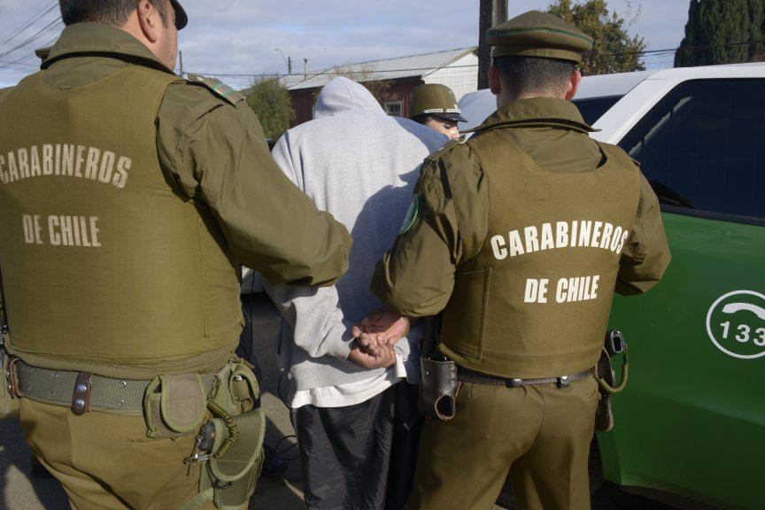 Noticias Chile | Detienen a peligroso abusador de menores, concertaba citas en redes sociales para violarlas