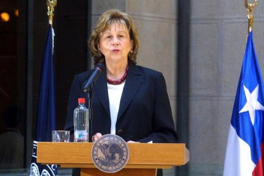 Noticias Chile   Falleció exministra de Educación Mónica Jiménez producto de un agresivo cáncer