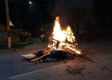 Noticias Chile | Hombre sufre grave daño ocular en Peñalolen en medio de los disturbios de la cuenta pública, acusan al Ejército de Chile | INFORMADORCHILE