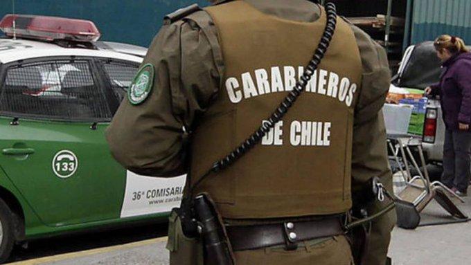 Noticias Chile | Violentos disturbios en Ercilla, dejan un carabinero baleado
