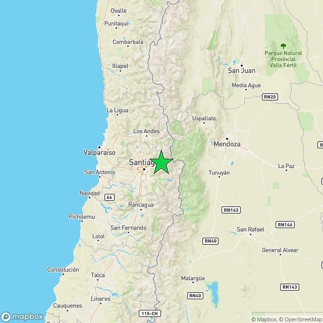 Noticias Chile   Experto señaló que se activó una falla en Farellones la que provocó los últimos temblores en Santiago   INFORMADORCHILE