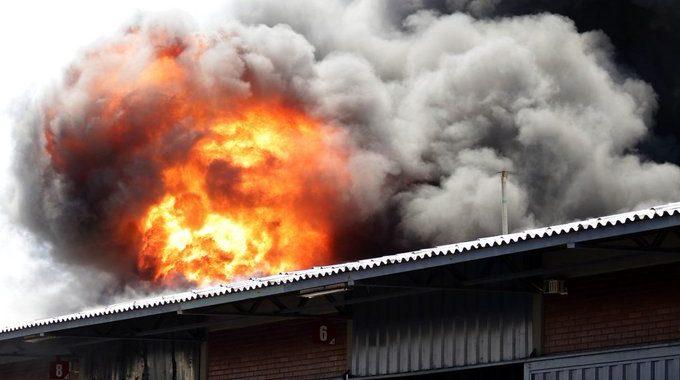 Noticias Chile   Tres niños haitianos fallecieron en incendio en Santiago, mientras sus padres estaban en la feria