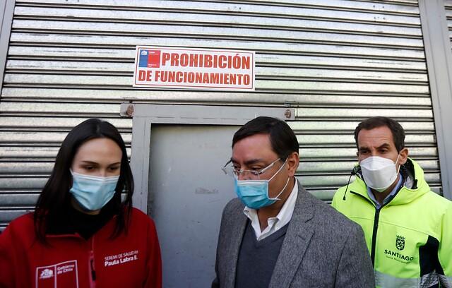 Noticias Chile | Efecto mall chino, casos de covid-19 se duplican en 24 horas en Santiago