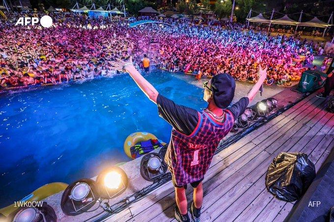 Noticias Chile | Chinos realizan masiva fiesta acuática en Wuhan, mientras todo el mundo vive extensas cuarentenas | INFORMADORCHILE