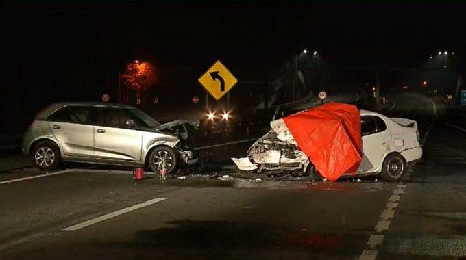 Noticias Chile | Un fallecido y una menor de edad en riesgo vital, deja grave accidente en Paine | INFORMADORCHILE