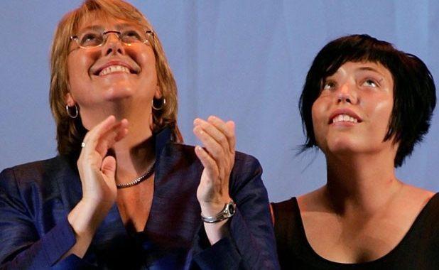 Noticias Chile | Detienen a la hija de la ex presidenta Bachelet en protesta por la causa Mapuche