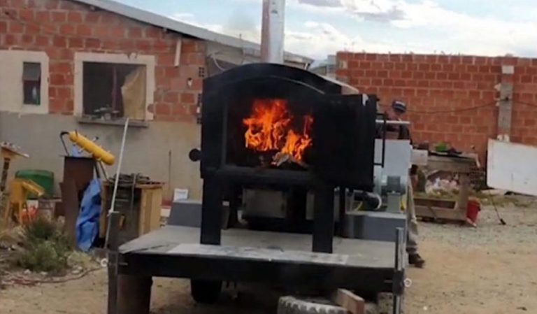 Noticias Chile | Bolivia inaugura crematorios móviles, en 50 minutos está listo el proceso para la persona