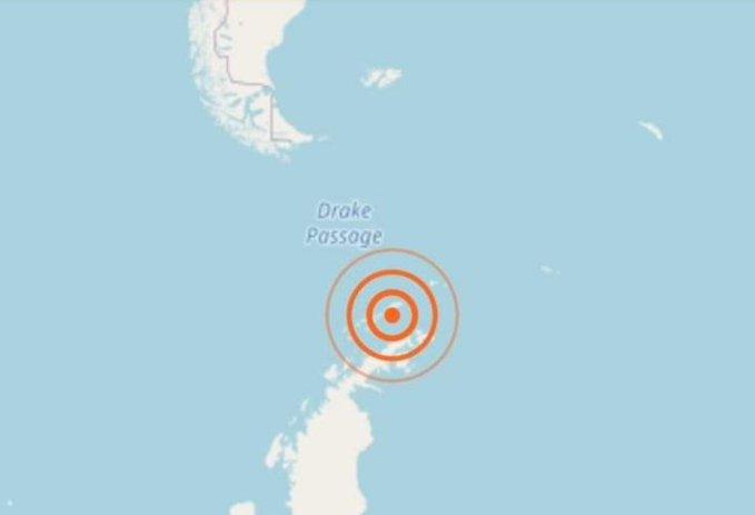 Noticias Chile | Seguidilla de sismos se registra al Norte de la Base Prat de Chile, científicos está estudiando la situación | INFORMADORCHILE