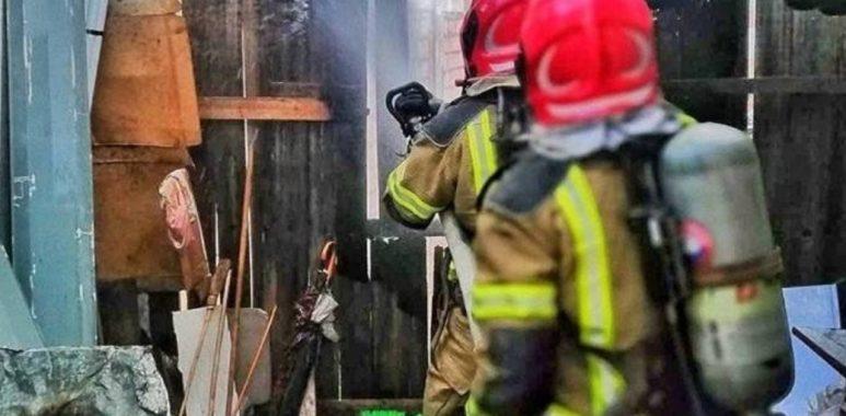 Noticias Chile | Familia completa muere en incendio de vivienda en El Bosque