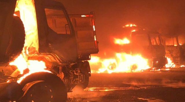 Noticias Chile | Sindicato de camioneros del sur de Chile amenazan al gobierno con un paro, por violencia en La Araucanía | Informadorchile
