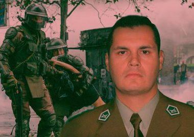 Noticias Chile | PDI detiene al Teniente Coronel Claudio Crespo, está acusado de dejar ciego a Gustavo Gatica | INFORMADORCHILE