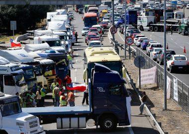 Noticias Chile   El paro de camioneros no será nacional y afectaría de la región del Maule a Los Lagos y parte de Valparaíso