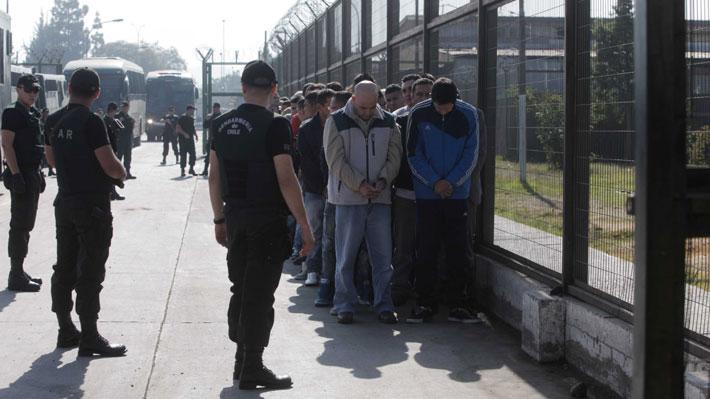 Noticias Chile | Aprueban proyecto para que reos condenados por delitos sexuales no puedan optar a rebaja en su condena | INFORMADORCHILE