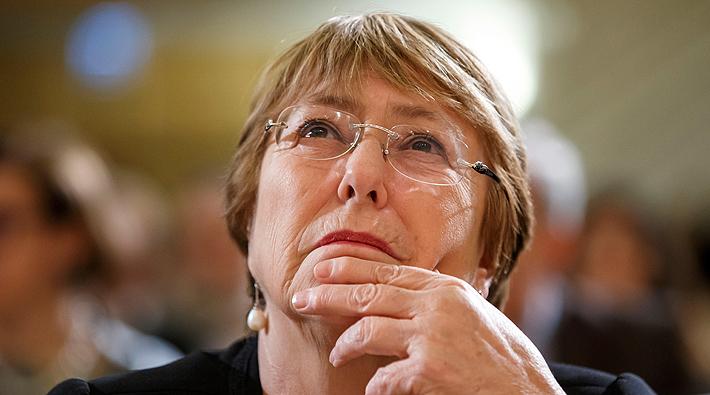 Noticias Chile | Detienen a la hija de la ex presidente Bachelet en protesta por la causa Mapuche